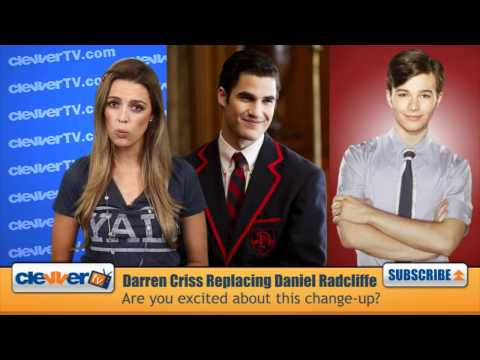 Darren Criss To Replace Daniel Radcliffe On Broadway
