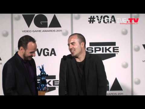 Video Game Awards 2011: Rocksteady Developers Talk Batman: Arkham City VGA Win Backstage