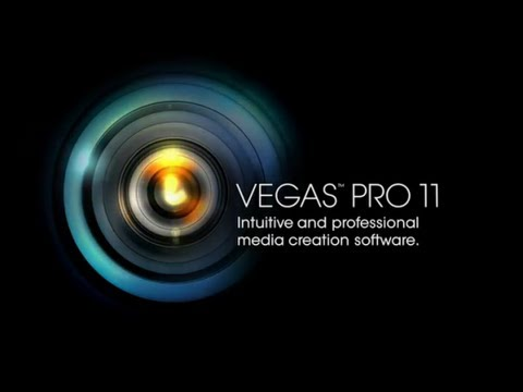 Видео как обрезать видео в Sony Vegas