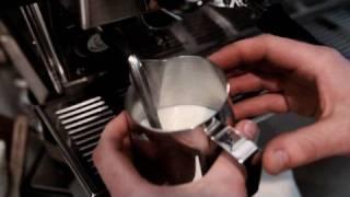 How to Steam Milk with Espresso Machine | Perfect Coffee