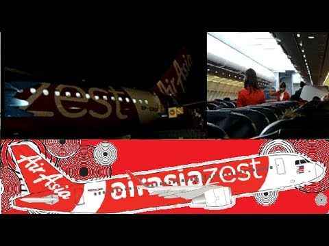 Owen's Travel ✈ Air Asia Zest Z2 385 : Cebu (CEB) to Manila (MNL)