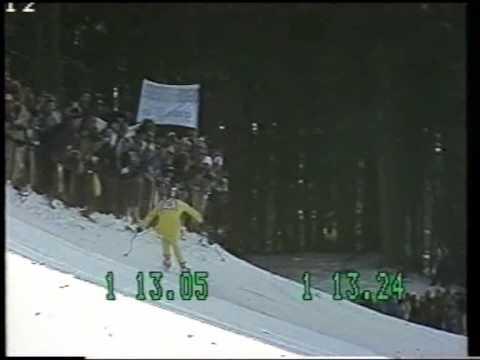 Franz Klammer - Innsbruck 1976 HQ