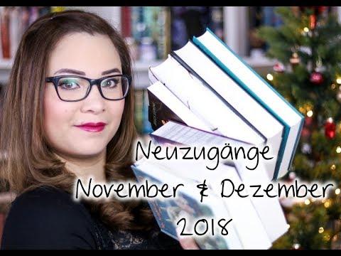 Bücher Haul  Neuzugänge November & Dezember 2018