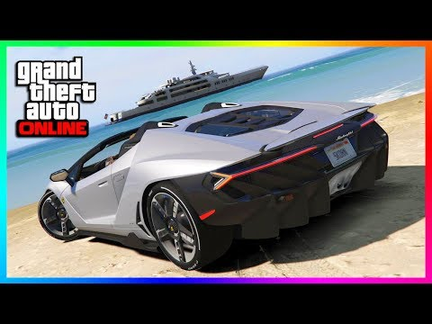 GTA 5 Online Tuners and Outlaws DLC – Rockstar Support