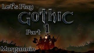 Игра готика 1 прохождение видео
