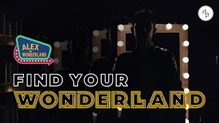 Find your Wonderland -  Lyrical Video - Deleted song from Alex in Wonderland