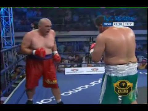 Marcelo DOMINGUEZ vs Manuel PUCHETA - Full Fight - Pelea Completa