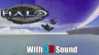 Halo: Combat Evolved with Chimera 60FPS mod and 3D sound (OpenAL Soft HRTF)