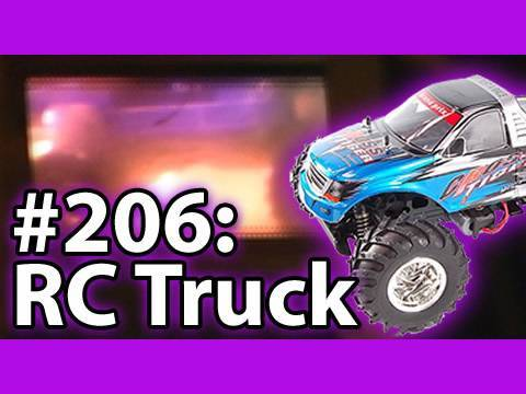 Is It A Good Idea To Microwave An RC Truck?