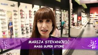 Celebrity makeover by Boris Kosmač - TINA KATANIĆ - MASS SUPER STORE
