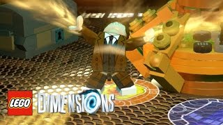 LEGO Dimensions - How To Activate And Deactivate Regenerations