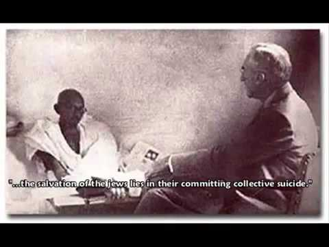 Hitler And Mahatma Gandhi Talk