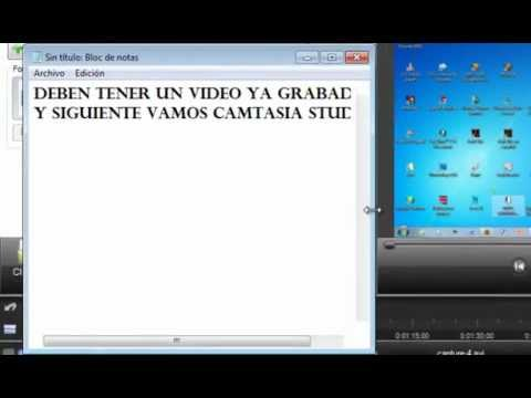 CONVERTIR VIDEOS DE .CAMREC A MULTIPLES FORMATOS (AVI, 3GP, WMA,ETC)