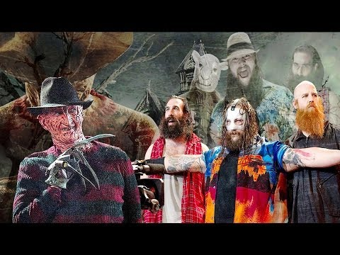 The Wyatt Family vs Freddy Krueger