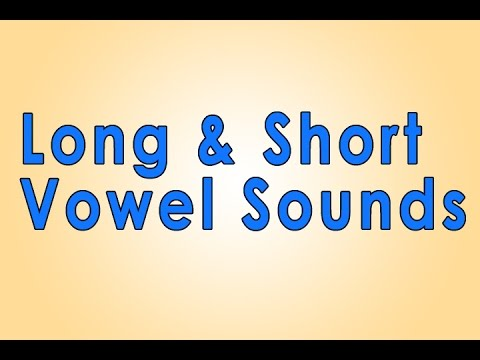 Vowel Sound Samba | Long And Short Vowel Sounds | Jack Hartmann video