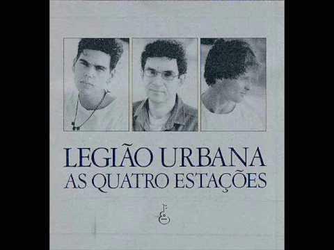 Legiao Urbana - Eu Era Um Lobisomem Juvenil