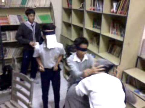 The Harlem Shake In High School ( Indonesia )