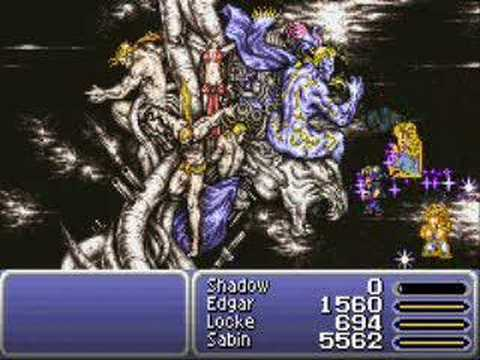 Final Fantasy VI Advance (Part 68 - Final Battle Part 1)