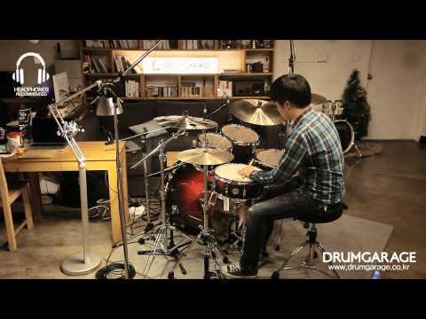 [Sound Sample] PDP Concept Birch Series Drum Set by www.drumgarage.co.kr