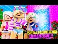 Minecraft HOW TO MAKE A PORTAL TO THE GIRLFRIEND DIMENSION w LITTLE DONNY!!! -