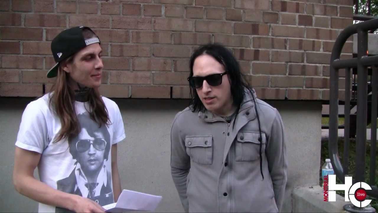 Alex Martel Rockfest 2012 Entrevue Alex Martel