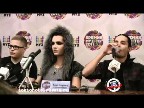 03.06.11 MUZ TV Awards Press Conference Part 2