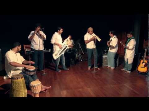 Carnatic Fusion Music - ODYSSEY By Oxygen