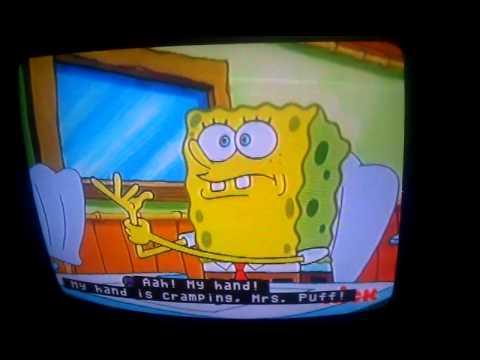 spongebob boating school essay