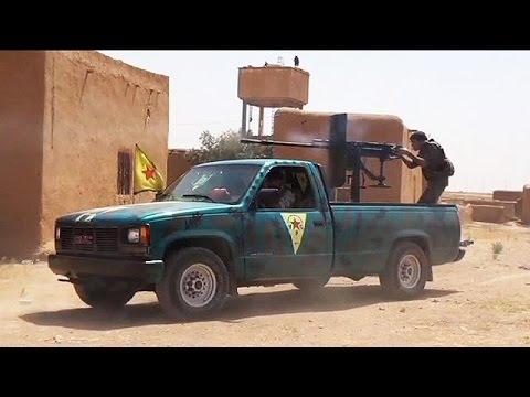 Turkey to let Iraq Kurds join Kobani battle