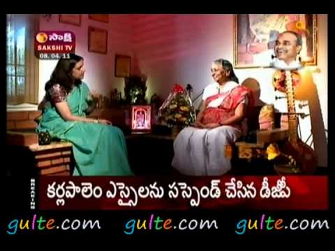 Gulte.com - Sakshi Legends : S Janaki - Part 1