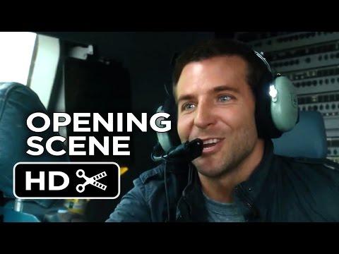 Aloha Opening Scene (2015) - Bradley Cooper, Emma Stone Romantic Drama HD