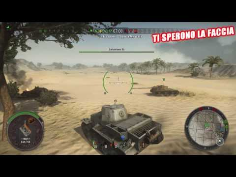 [WORLD OF TANKS - INFERNAL MONTAGE VOL.1] - Amazing situations on XBOX-360!! klip izle