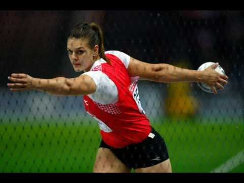 Discus Throw Olympics Wins Olympic Discus Title