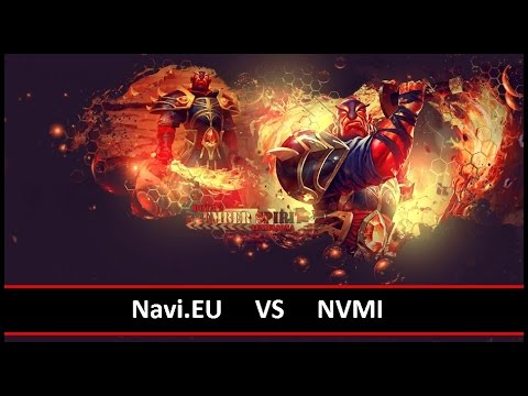 [ Dota2 ] Navi.EU vs NVMI - Grand Final - Game Show Dota 2 League - Thai Caster