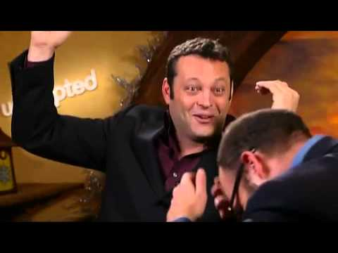 Unscripted with Vince Vaughn and Paul Giamatti