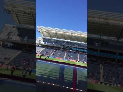 Chicago Fire vs Colorado Rapids pregame warmups (Part 2) 4/20/19