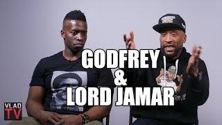 Lord Jamar & Godfrey on Blac Chyna Pushing Skin Whitening Cream (Part 3)