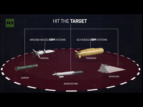 Russia's new weapons, nuclear parity and arms race: What's going on?