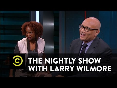 The Nightly Show - Blacklash 2016 - Holly Walker
