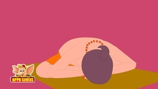 Yoga for Kids - Baddha Konasana