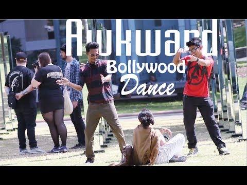 Awkward Bollywood Dance In Public