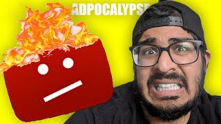 The ADPOCALYPSE is here! - Why I won't be uploading for now...
