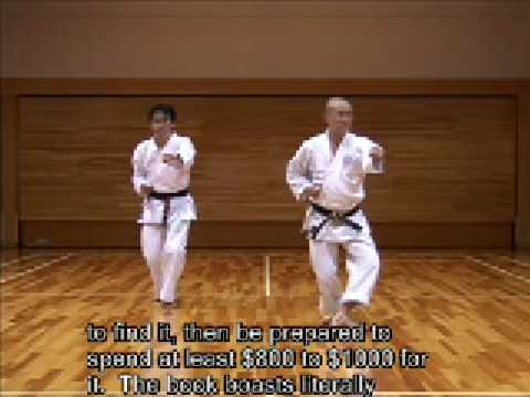 Sanchin Kata Goju Ryu http://www.vxv.com/video/FH8961P7jeNO/goju-ryu-karate-the-sanchin-kata.html