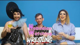 Nobodies Watching Wrestling: July 2018