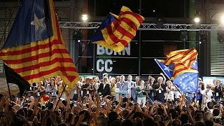 Bad News: Separatist parties win majority of seats in Catalan regional poll