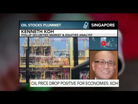 Commentary on the relationship between Oil Prices and the Stock Market - Bloomberg TV Malaysia
