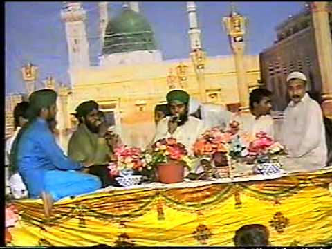 Asif Attari Naat  Mehfil-e-naat 2010  Leicester Part5  03007765917.mpg video
