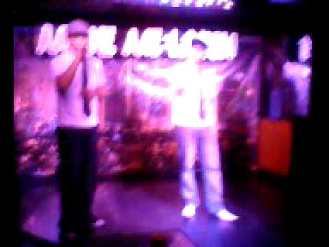 Jason of Mixed Nuts singing You're Love by Alamid