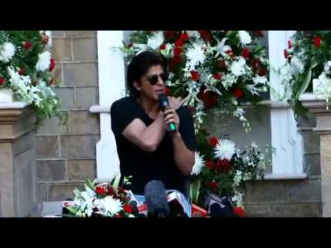 Shahrukh Khan's REACTION On Doing a film With Aamir Khan !