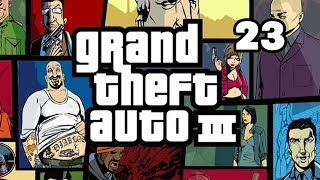 Lets Play Grand Theft Auto 3 #23 1080p 60fps - Nieder mit den Yardies